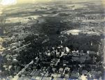 Wofford College Aerial Photo, 1920s