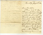 Correspondence to General William Robertson Boggs, 1880s: January 1880 - April 9, 1889