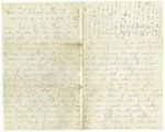 "Correspondence to Elizabeth (""Bessie"") McCaw Boggs Taylor, October 31, 1877 - March 3, 1879 by William Barrett Taylor"