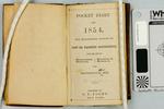Diary of Mary Sophia Symington (Boggs), 1854 by Mary Sophia Symington