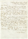 Lawrence O'B. Branch letter
