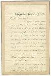 Jeb Stuart letter