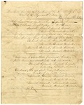 Sam Ralston poetry manuscript (song)
