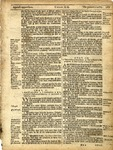 """Page from """"The Holy Bible"""" printed by Robert Barker"""