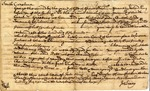 Two (2) South Carolina colonial documents, signed by John Lining
