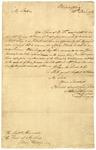 Henry Laurens letter to Earl of St