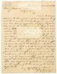 Letter from James Harrison to James A. Seddon, December 23, 1864.