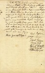 Petition of prisoners in Worcester jail to extend the prison yard, September 8, 1784.