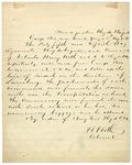 Orders endorsed by Henry Heth, 1861