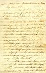 Letter: W.E. Johnson to Anne Johnson, March 29, 1864