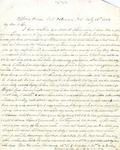 Letter: W.E. Johnson to Anne Johnson, July 17, 1864