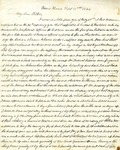 Letter: W.E. Johnson to W.E. Johnson, Sr., September 11, 1864