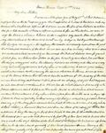 Letter: W.E. Johnson to W.E. Johnson, Sr., September 11, 1864