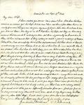 Letter: W.E. Johnson to Anne Johnson, September 18, 1864