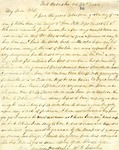 Letter: W.E. Johnson to Anne Johnson, October 26, 1864
