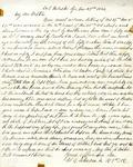 Letter: W.E. Johnson to W.E. Johnson, Sr., November 23, 1864