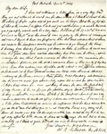 Letter: W.E. Johnson to Anne Johnson, December 18, 1864