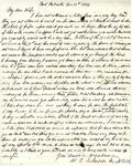 Letter: W.E. Johnson to Anne Johnson, December 18, 1864