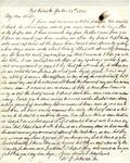 Letter: W.E. Johnson to Anne Johnson, December 28, 1864
