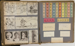 Section 10 of 17: Philip M. Powers scrapbook, World War, 1914-1927