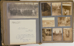 Section 11 of 17: Philip M. Powers scrapbook, World War, 1914-1928