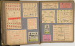 Section 13 of 17: Philip M. Powers scrapbook, World War, 1914-1930