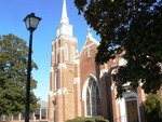 Main Street United Methodist Church, Abbeville by James A. Neal